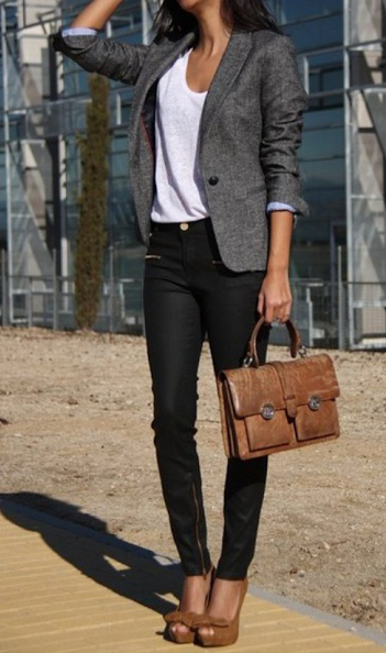 Office and Work Fashion - Office Chic, Stylish Work Clothes
