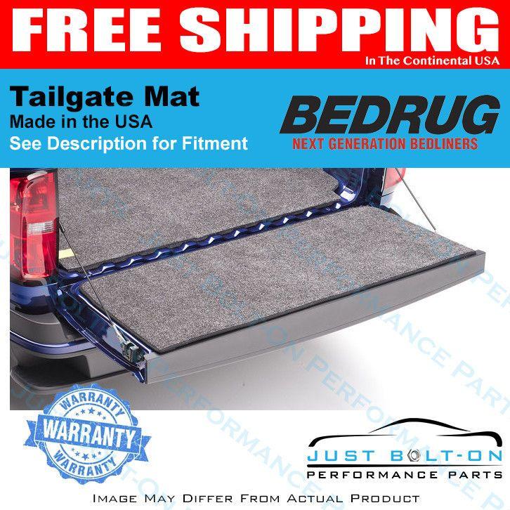 BedRug Tailgate Mat FITS 20152018 Ford F150 BMQ15TG