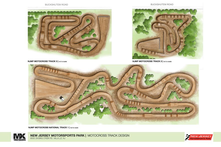 Track Design • MX Track Builders, LLC. (With images ...