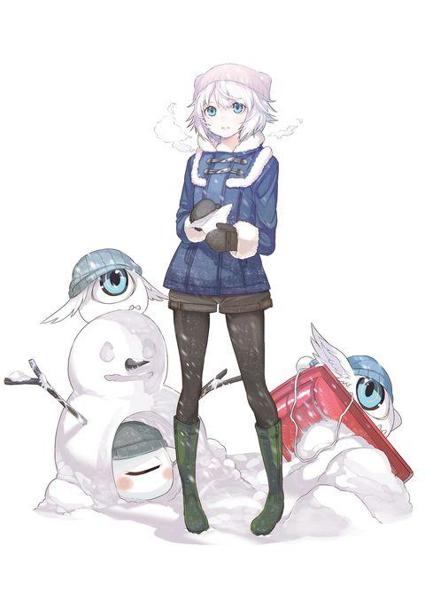 冬服ユメコ」/「ときち」のイラスト [pixiv]