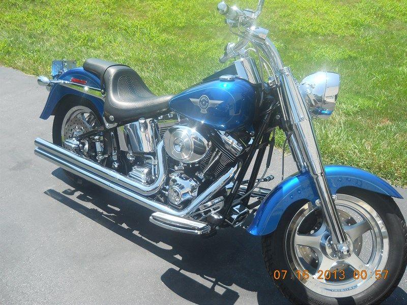 2005 Harley-Davidson® FLSTFIAE Fat Boy® 15th Anniversary
