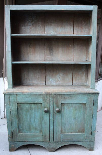 Vintage Wooden Cupboard