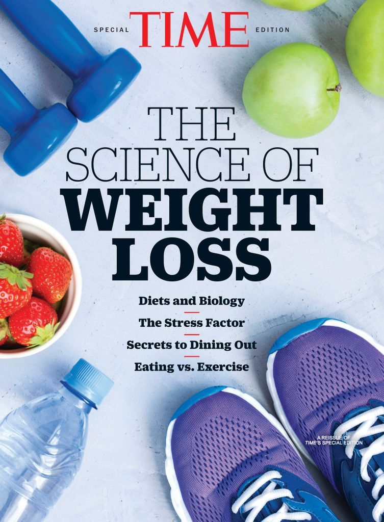 TIME The Science of Weight Loss Magazine (Digital)