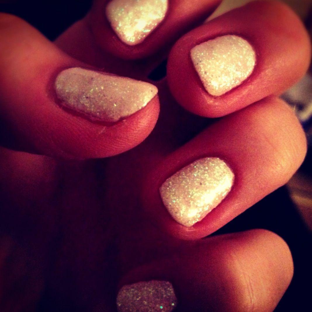 Pretty glisty shellac nails   Nails   Pinterest
