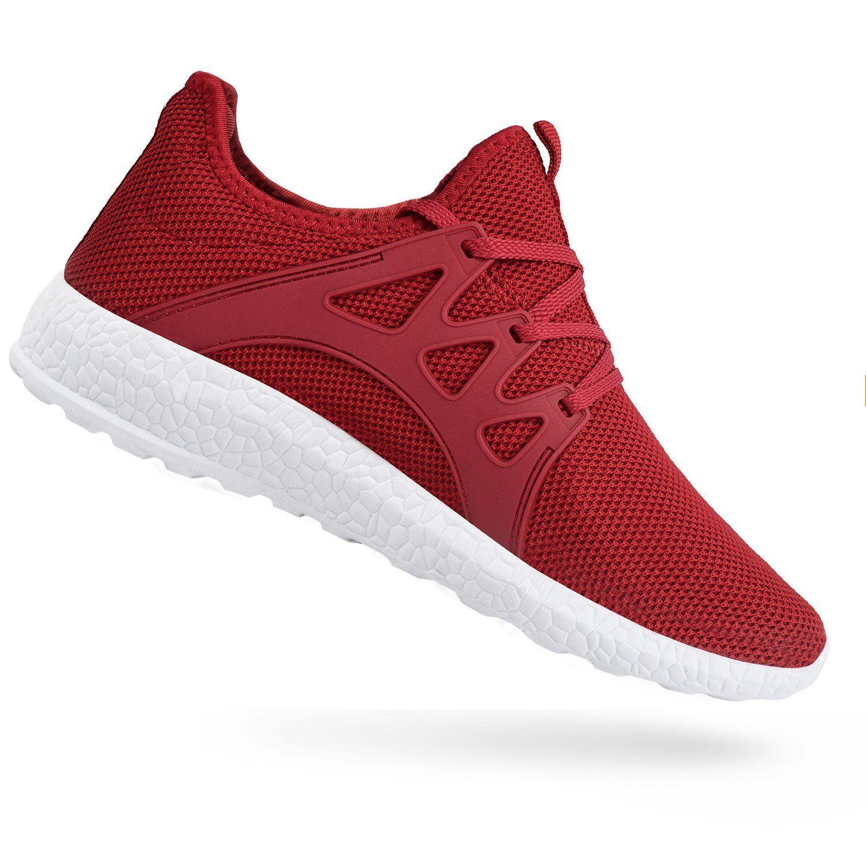 9c49627db4a82 Amazon.com | QANSI Men's Running Shoes Ultra Lightweight Breathable ...
