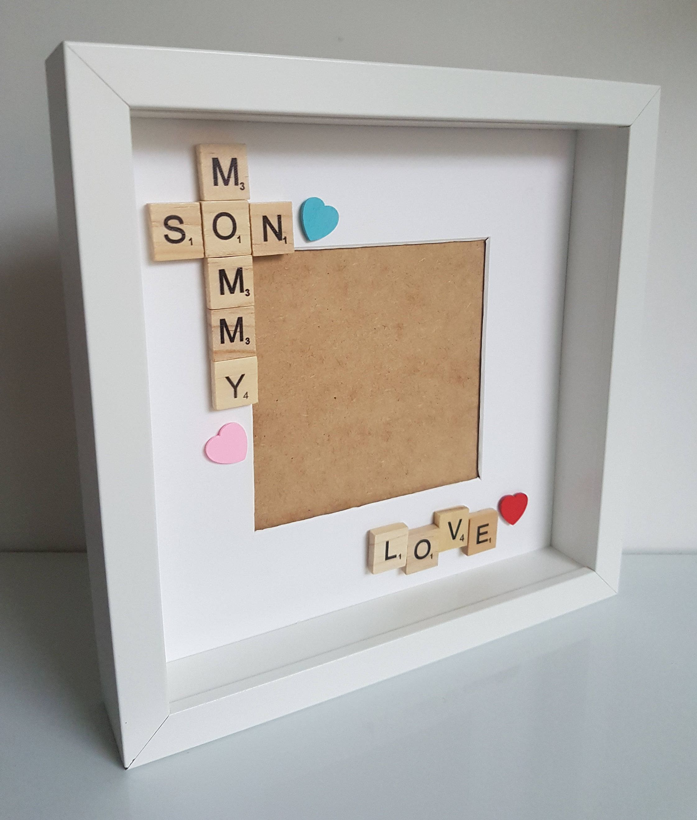 Mommy Son Frame And Keepsake Mothersday Gift For Mum Mums Birthday From Photo Box By