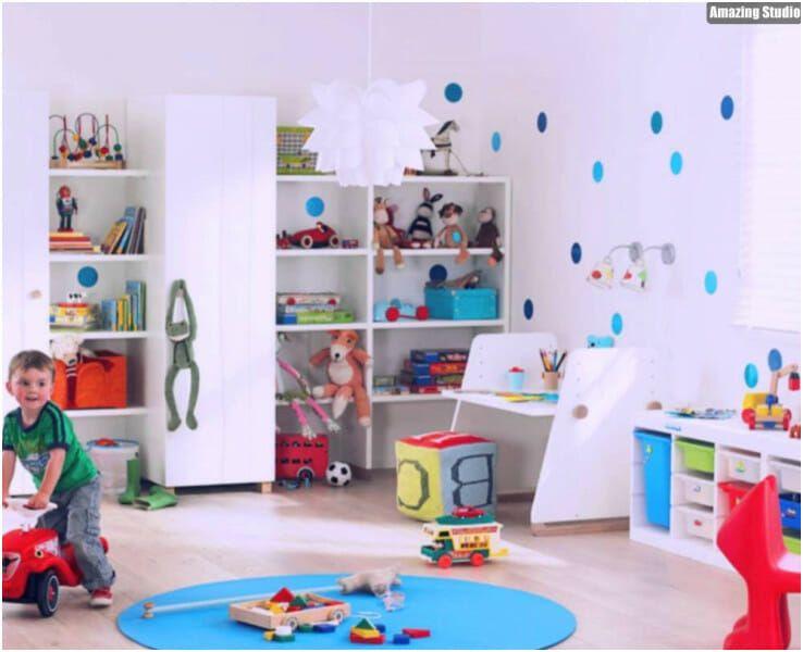 Kunstlerisch Kinderzimmer Junge 2 Jahre Einrichtungsideen Di 2018