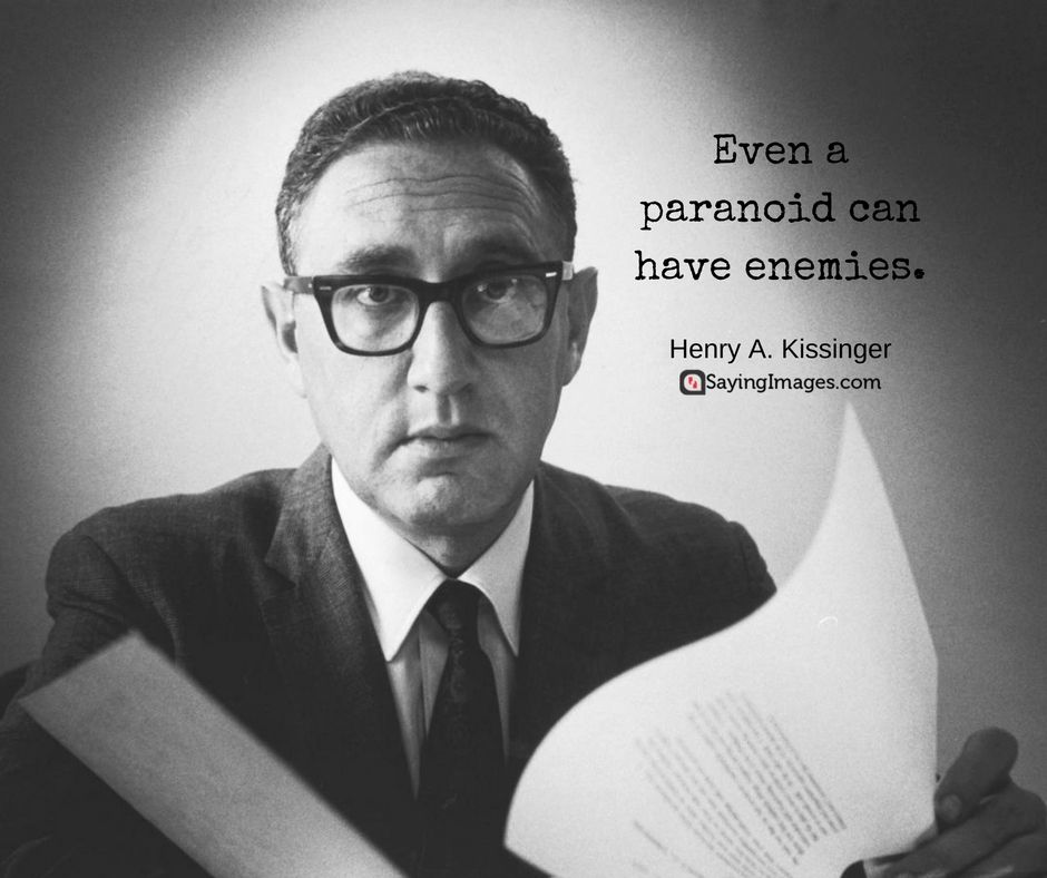 30 Funny And Witty Henry Kissinger Quotes Quotes Henry