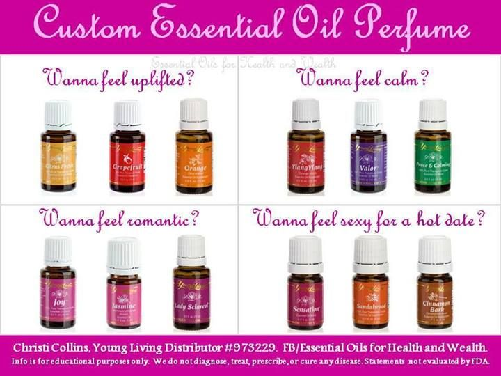 Young Living Essential Oils Perfume Www Youngliving Org Ambermoore Sponsor Enroller Id