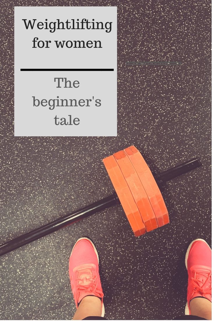 Weightlifting for women | The beginner's tale | Opposable Thumbs