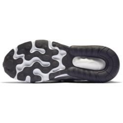 Photo of Nike Air Max 270 React Older Kids' Shoe – White Nike