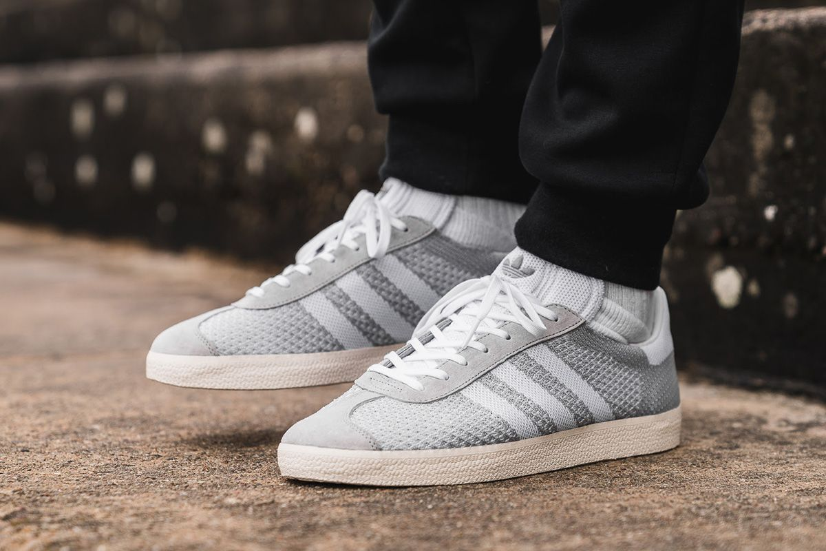adidas Originals Gazelle Primeknit Just Released in Three Colorways