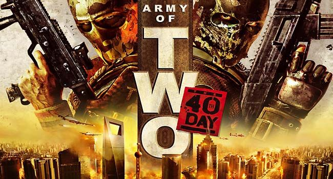 Army Of Two The 40th Day Psp Usa Iso Free Download Mit Bildern