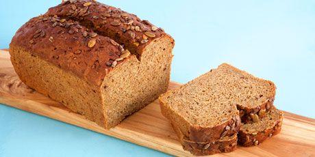 Seeded rye bread receta postres y cocinas forumfinder Gallery