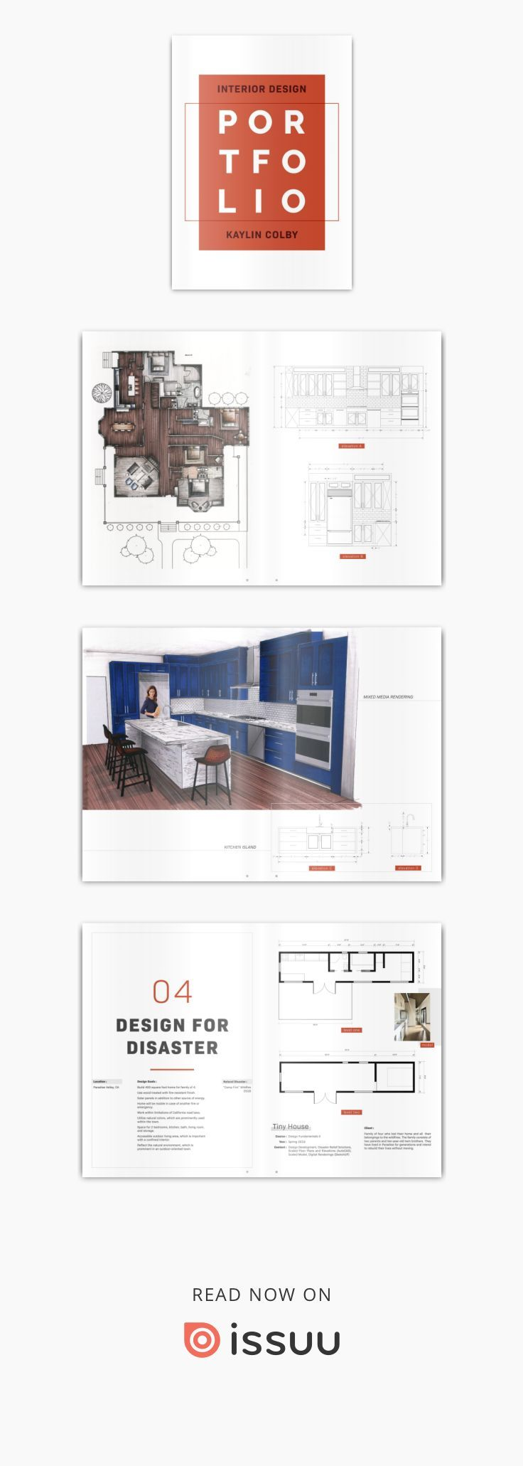 Interior Architecture / Design Portfolio