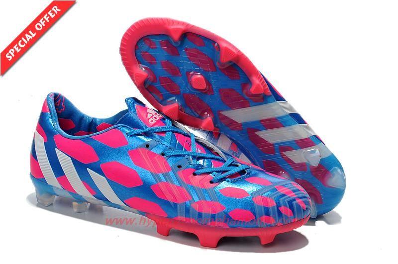 Fg Pink Blue Adidas Predator Instinct Sale Online Discount Shoes Online Blue Adidas Messi Shoes