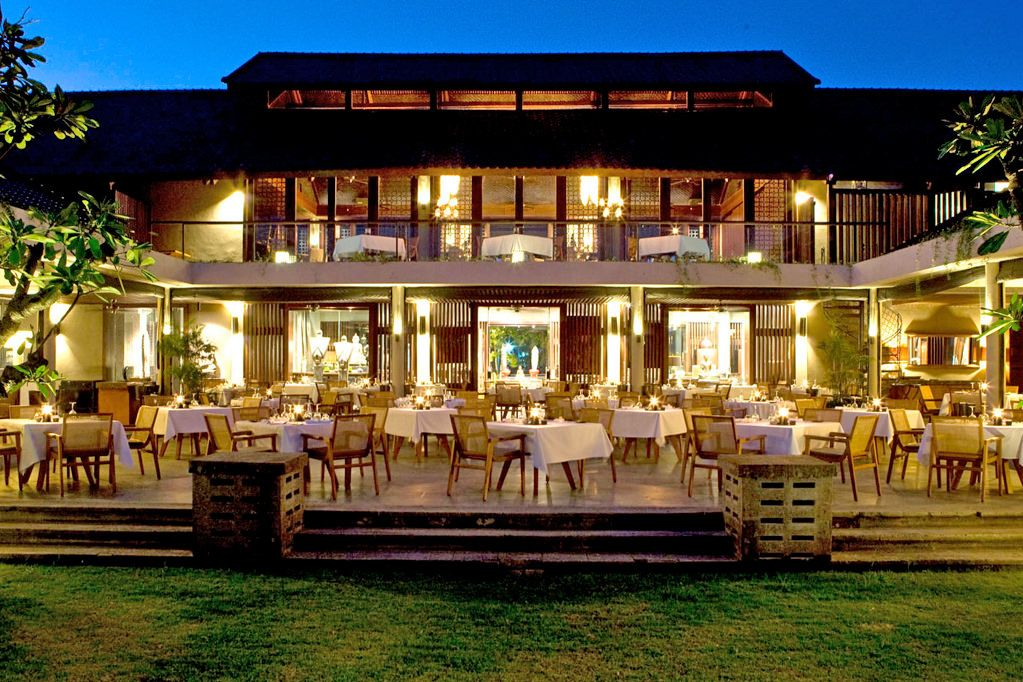 Metis Bali Restaurant Seminyak Beach Restaurants Bali