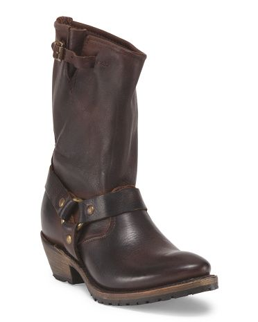 Made In The Usa Leather Boot