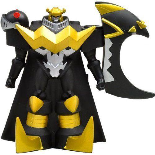 Digimon Fusion Digimon Sofbi Series 07 Dark Nightmon Bandai. Digimin action figure.