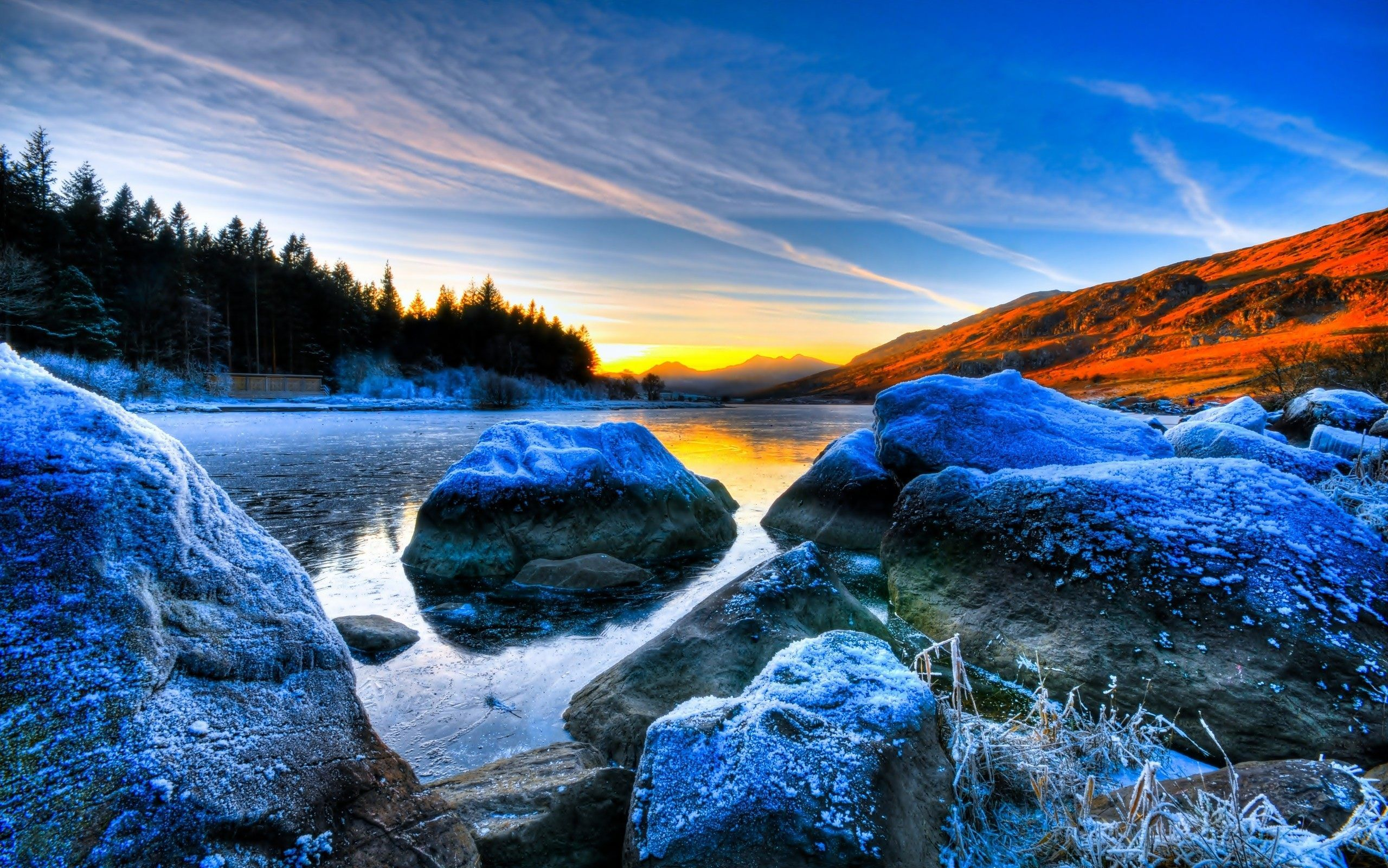 A Beautiful Scenery HD Wallpaper Download Es Walls