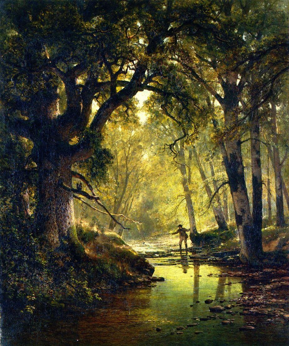Oldpainting Landscape Paintings Landscape Art Nature Paintings