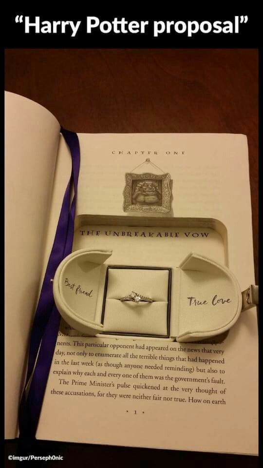if i ever get proposed to this is what id love
