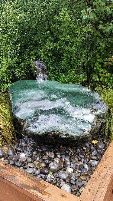 Greenstone at Rainbow Springs Rotorua New Zealand