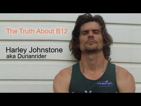 Durianrider Interview The Truth About B12 Ja No Necesito Carne Johnstone Raw Vegan Diet Truth