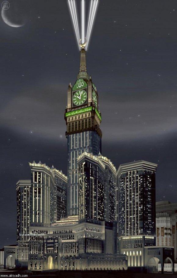 Image Detail For Clock Tower Makkah Clock Tower Mecca Mecca Wallpaper