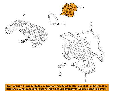 Audi 97-03 A8 Quattro 4.2l-v8-engine Coolant Thermostat ... on