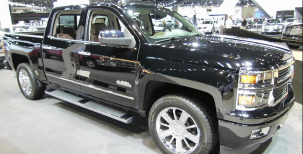 2020 Chevrolet Silverado High Country Changes and Release Date