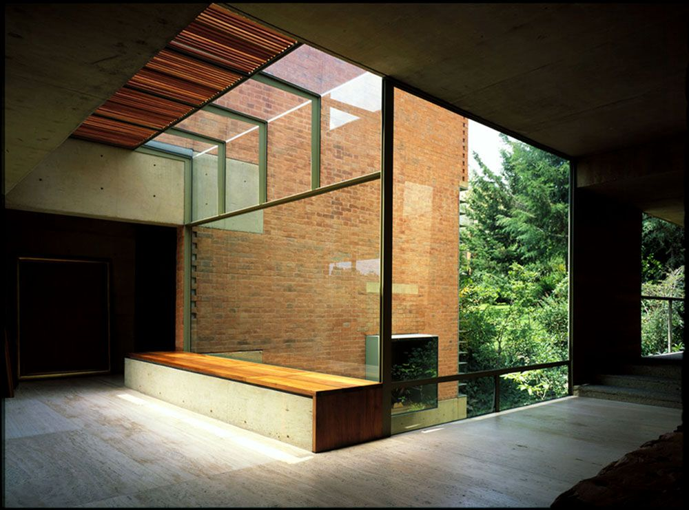 Casa bross la loma santa f arquitecto alberto kalach Arquitectura de desarrollo
