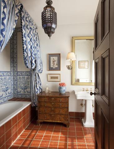 bathrooms | spanish style bathrooms, bathroom styling