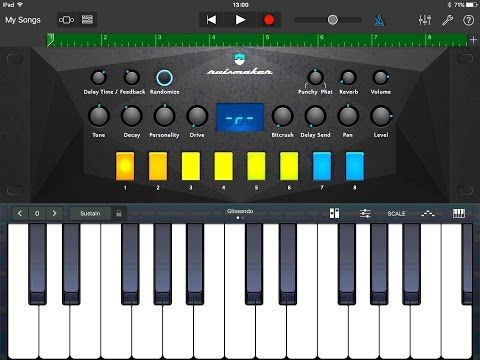 Ruismaker Analog and FM Drum Synth Audio Unit Music app