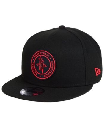 super popular 37467 86cd9 ... low cost get new era houston rockets circular 9fifty snapback cap black  adjustable c994f 040b7 62f94