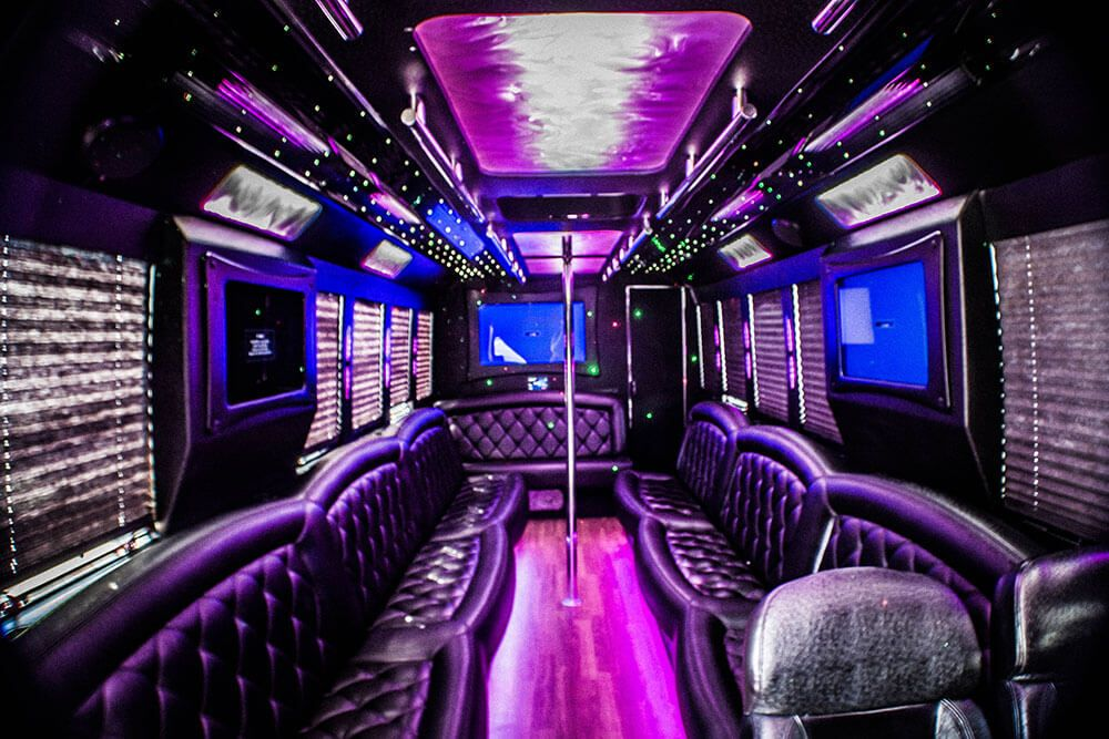 Limo Bus Service Long Island Ny Party Bus Party Bus Rental Limo Bus