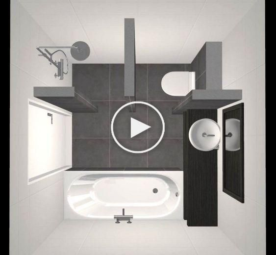 Kleine Badkamer Inrichten; Voorbeelden Van Indelen Met
