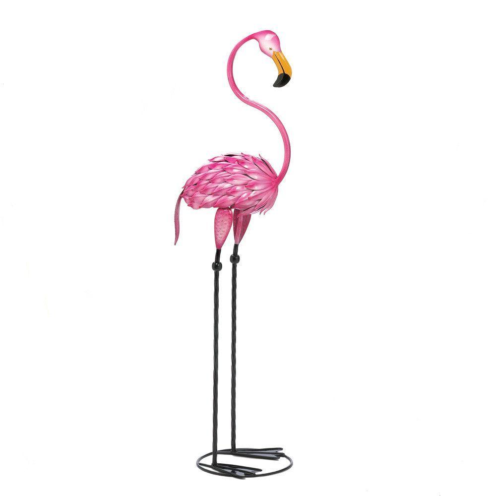 Flamingo Pink Statue Flamingo Garden Pink Flamingos Lawn Ornaments Flamingo