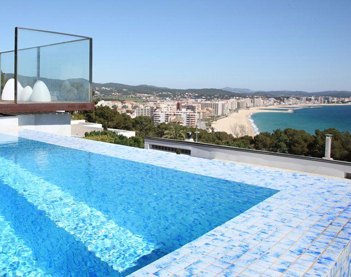 Piscina hisbalit piscines swimming pools swimming y for Piscina martorell