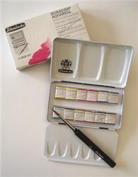 Schmincke Horadam Pocket Set Aquarellfarben Aquarell Farben