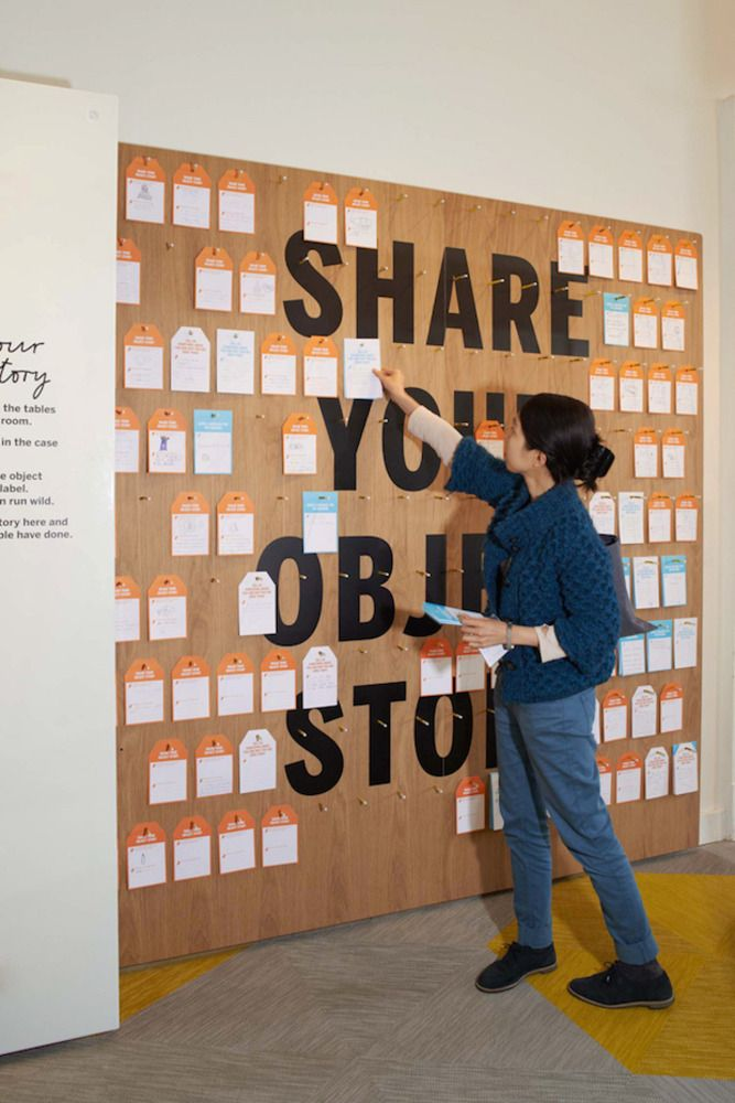 Exhibition Stand Activities : Re think at the national maritime museum a collaboration