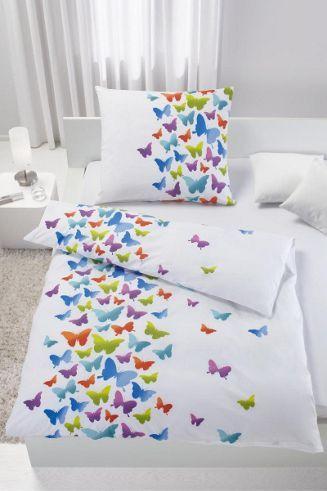 Mit Dieser Frohlichen Bettwasche Aus 100 Baumwolle Wachen Sie