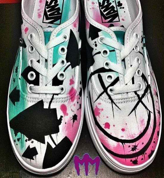 44 Most Unique Vans Shoes Ever Made | Pandora, Black work and ...