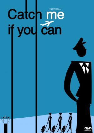 Picture Of Catch Me If You Can Movie Posters Minimalist Steven Spielberg Movies Film Books
