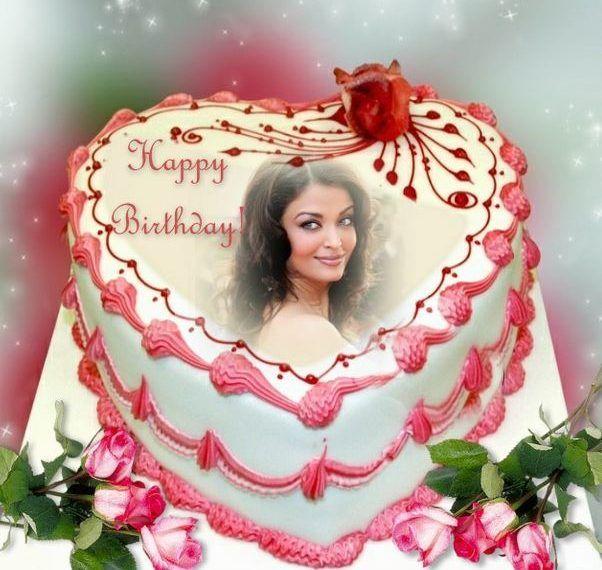 Birthday Cake Photo Frame Birthday Pinterest Cake Birthday