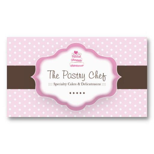 Whimsical bakery business cards bakery business cards bakery whimsical bakery business cards colourmoves