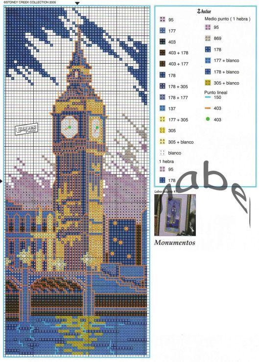 Gallery.ru / Foto # 2 - Big Ben en Londres - DELERJE