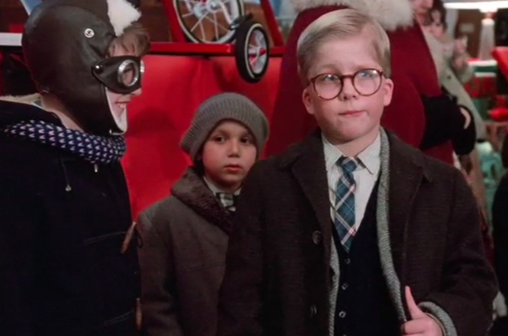 """Don't bother me now, I'm thinking"" Christmas story"
