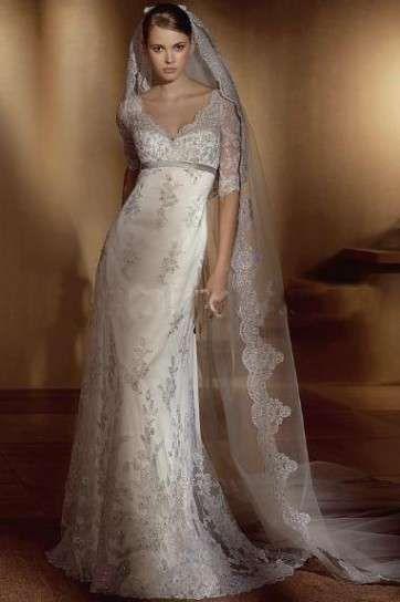 Vestidos de novia de corte imperio: Fotos de los mejores modelos (15 ...