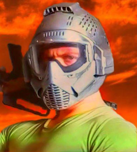 Doom Guy Helmet By Doomguy141 Doom Doom Cover Guys